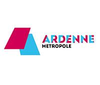Logo de la communauté d'Agglomération de Charleville-Mézières / Sedan Ardenne Métropole