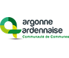 Logo van de Communauté de Communes de l'Argonne Ardennaise