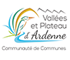 Logo de la Communauté de Communes Vallées et Plateau d'Ardenne