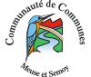 Logo de la Communauté de Communes Meuse et Semoy
