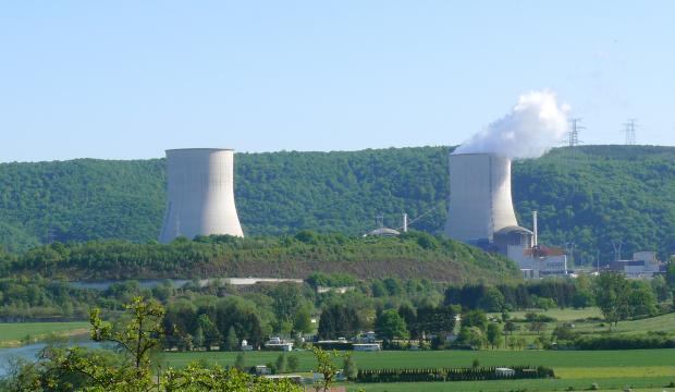Les Ardennes : production d'énergie éoliennes en mégawatt. énergie nucléaire, hydroélectrique, éolienne. Région Champagne-Ardennes - Ardennes 08 Nord-Est de la France