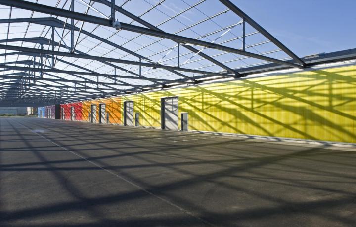 Village artisanal Activence de 8.200 m² divisibles à Charleville-Mézières dans les Ardennes 08 au Nord-Est de la France