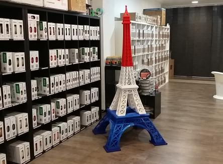 Spécialisée dans le secteur de la 3D, La Boutique Du 3D fait découvrir l'impression 3D au grand public des Ardennes grâce ses magasins dédiés