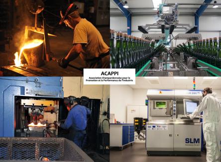 ACAPPI : des Plans de Progrès à destination des industriels