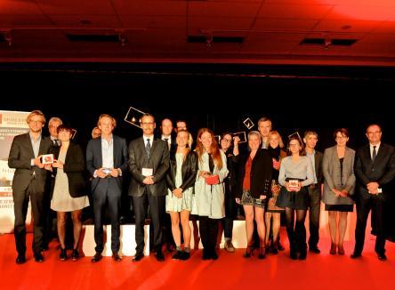 Ardennes Développement a participé à la soirée comme membre du jury de sélection (pour les Ardennes), et le directeur général a remis leur prix aux deux entreprises ardennaises Alfred Compliance et Screb, lors de la cérémonie qui s'est tenue le 11 octobre à Reims