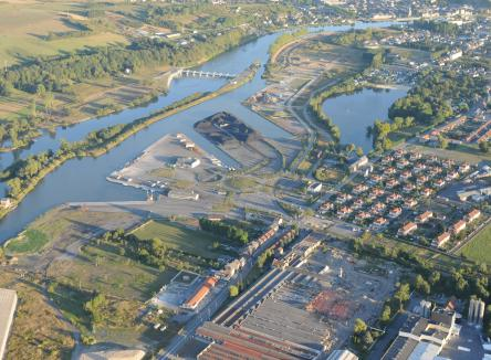 Port Givet: a true multimodal platform close to the big North Sea ports - Ardennes