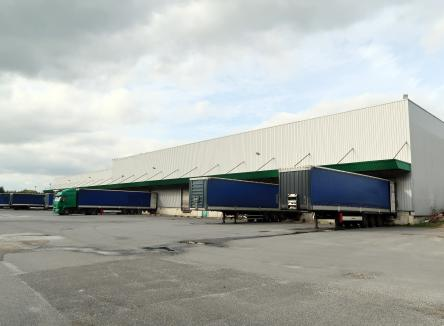 """Ardennes Development """"select' Immo"""": a 6,900m² industrial/logistics building in French Ardennes"""