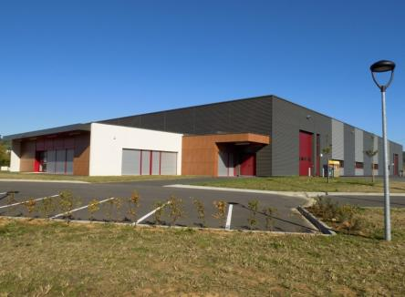 """Ardennes Development """"select' Immo"""": a 2,350m² industrial building with good motorway access near the Belgian border"""