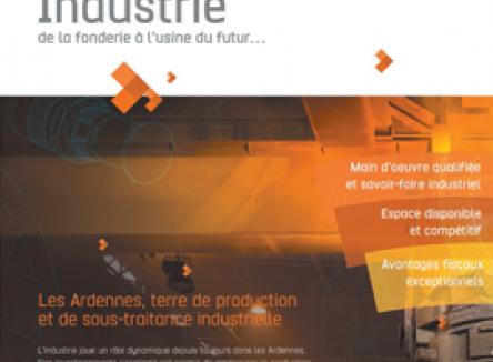 Industrie : de la fonderie à l'usine du futur...