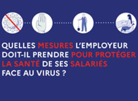 COVID-19 : obligations de l'employeur