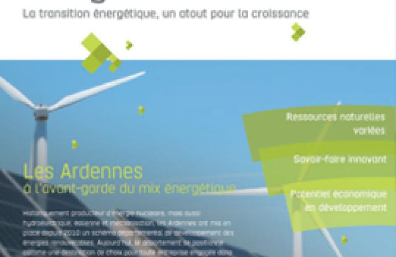 Énergies renouvelables : la transition énergétique, un atout pour la croissance