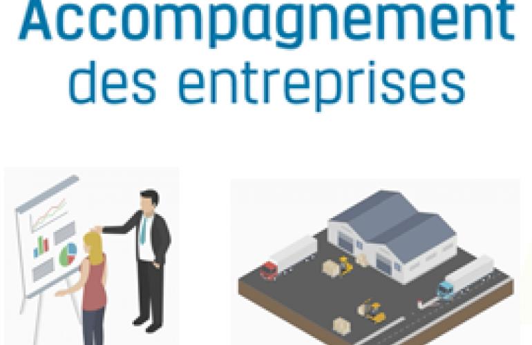 Présentation Accompagnement des Entreprises par Ardennes Développement