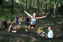 Les Ardennes : Communauté de Communes de l'Argonne Ardennaise - Parc Argonne Découverte Olizy Primat