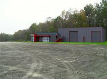 Les Ardennes : Communauté de Communes Ardennes Thiérache - Pôle Mécanique des Ardennes à Regniowez