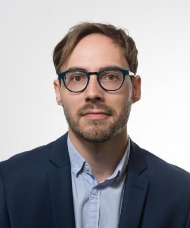 Julien Bazoge - Chargé de mission accompagnement des entreprises
