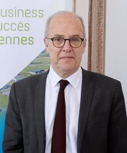 Benoît Mercier - Le Président