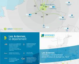 French Ardennes : The department