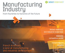 Manufacturing Industry: from foundries to factories of the future