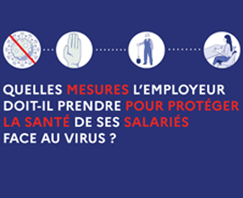 COVID-19 : obligations de l'employeur