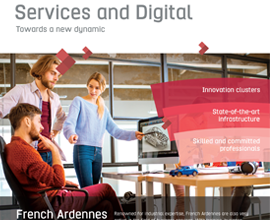 Services and Digital: towards a new dynamic